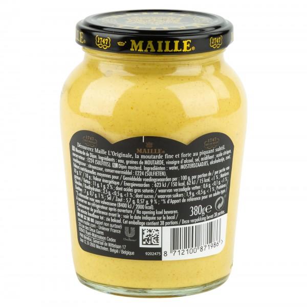 Maille Fine Dijon Mustard 380G