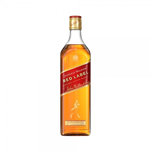 Blended Scotch whisky Johnnie Walker  Red Label 75 CL
