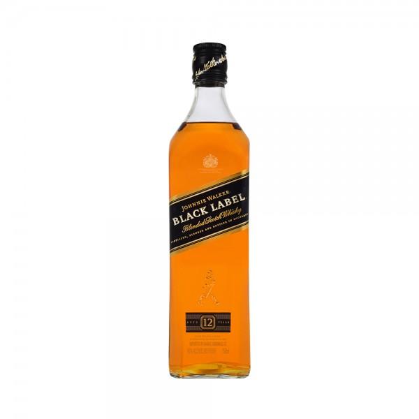 Blended Scotch Whisky Johnnie Walker Black Label 75 CL