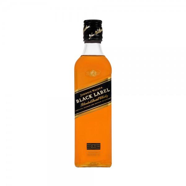 Blended Scotch Whisky Johnnie Walker Black Label 37.5 CL