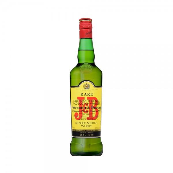 Whisky J&B Rare 75CL