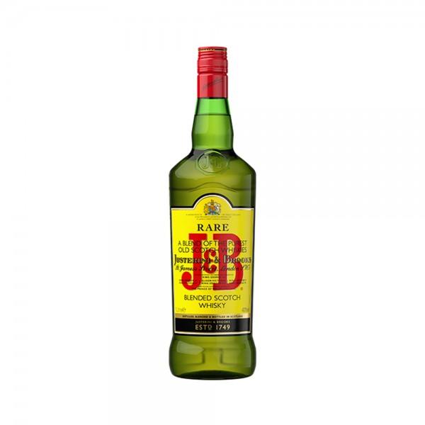 J+B Rare Whisky - 1L