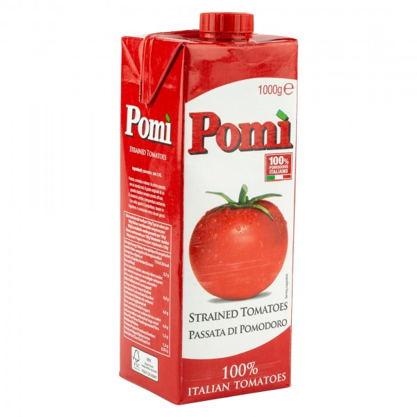 Pomi Strained Tomatoes 1000G