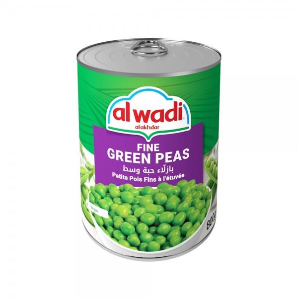 Al Wadi Al Akhdar Fine Green Peas
