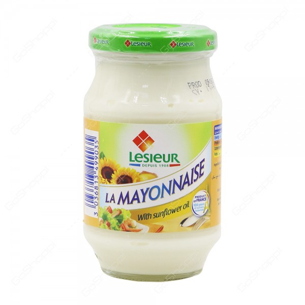 LESIEUR Mayonnaise Jar 235G