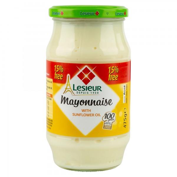 LESIEUR Mayonnaise 475g 15% OFF