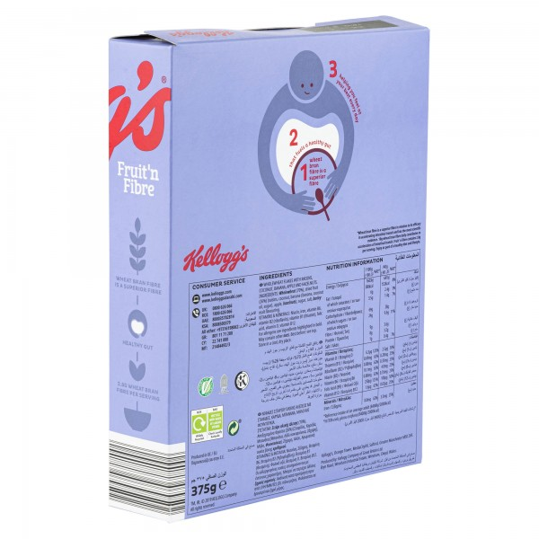 Kellogg'S Fruit'N Fibre 375G