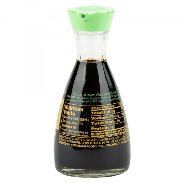 Kikkoman Light Soy Sauce Dispenser 5Oz