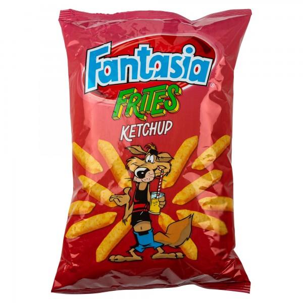 Fantasia Chips Frites Ketchup Flavor 90G
