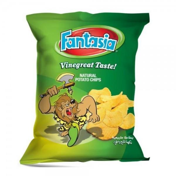 Fantasia Salt & Vinegar Chips