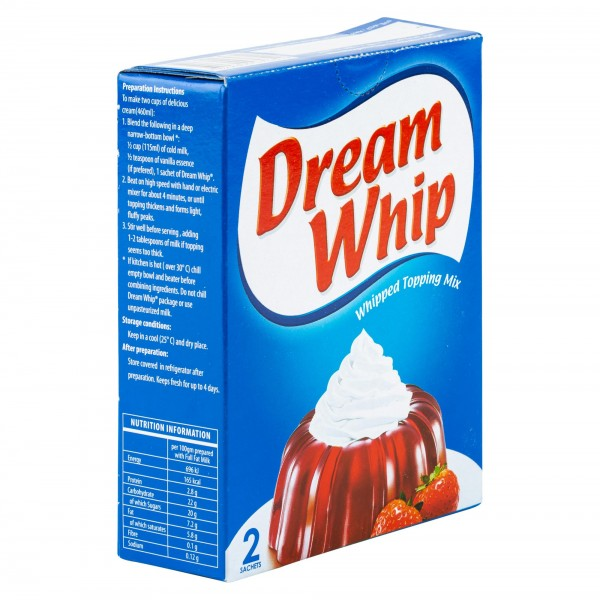 Dream Whip Topping Mix Cream 72G