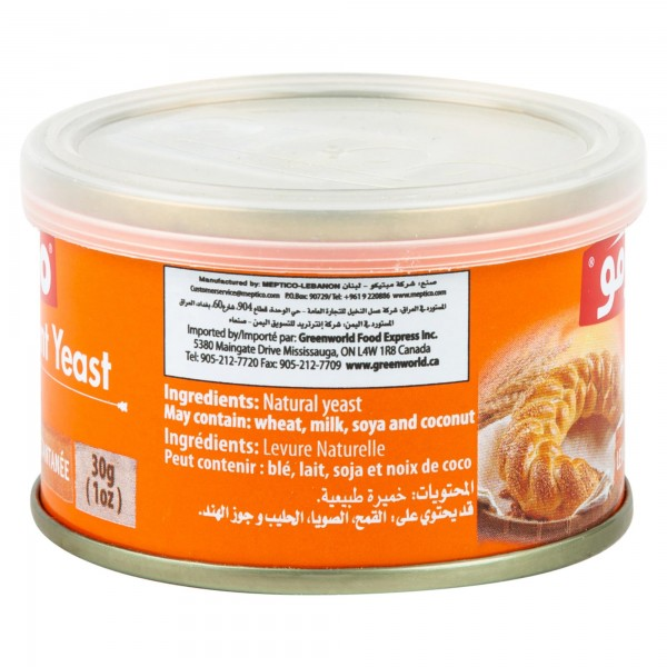 Domo Instant Dried Yeast 30G