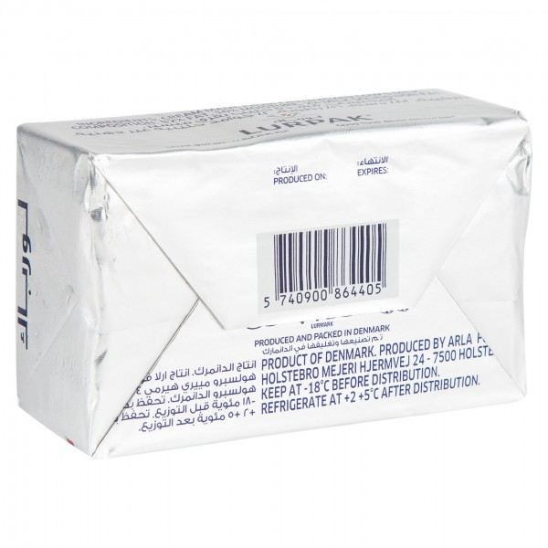 Lurpack Unsalted Butter 400G