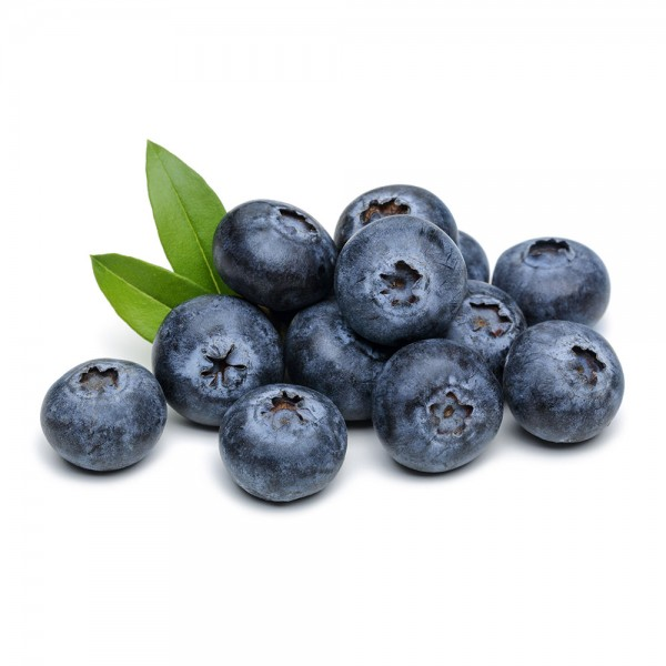 Blueberries Fresh Fruit In Trays With Lids 125G