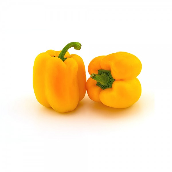 Yellow Capsicum Local Per Kg