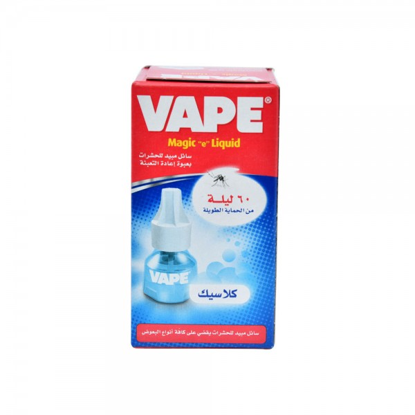 Vape Recharge Liquid Anti-Moustiq 27Ml