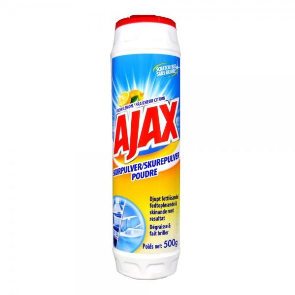 Ajax Poudre Citron 450G
