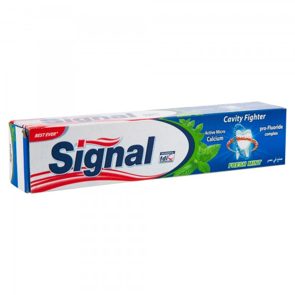 CAVITY FIGHTER TOOTHPASTE