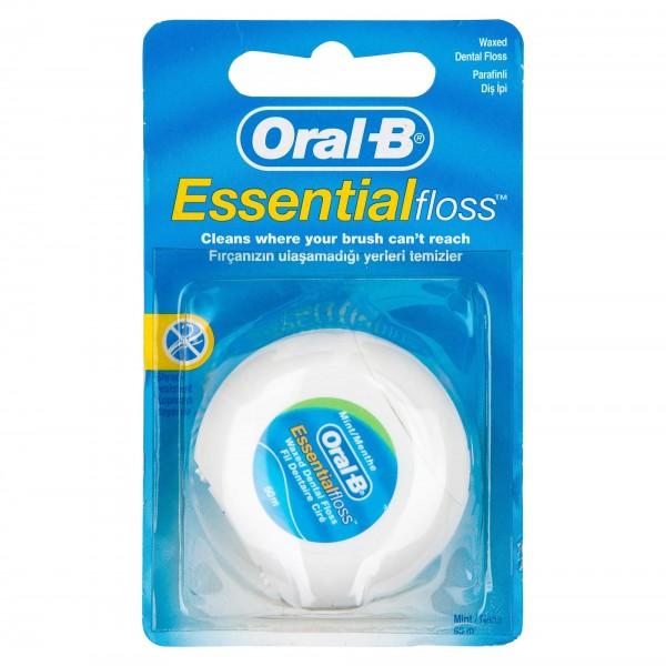 Oral-B Dental Floss Unwaxed 50M