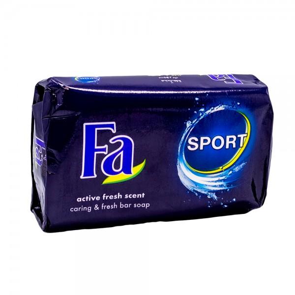 Fa Bar Soap Energizing Sport 125G