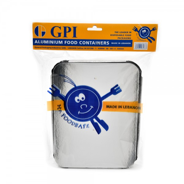 Gpi Alm.Rct Food Cnt+Ld Rb75-22*17 - 6Pc