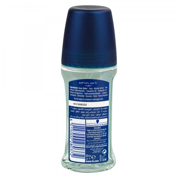 Fa Roll-On Sport For Him And Her 50Ml