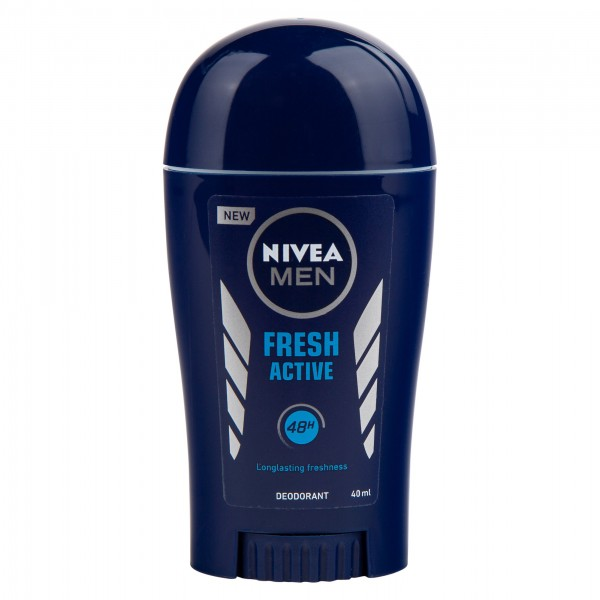 Nivea Men Fresh Active Deodrant Stick 40Ml