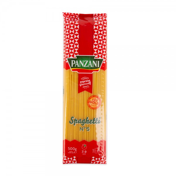 Panzani Spaghetti Pasta 500G