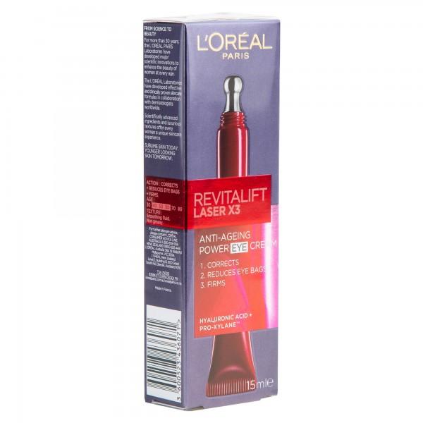 L'Oreal De Revitalift Eyes 15ml