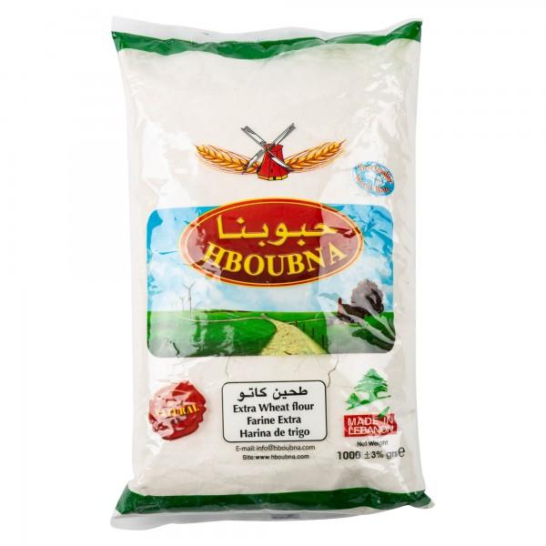Hboubna Wheat Flour Extra 1KG