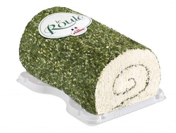 Le Roule Ail Et Fines Herbes Cheese