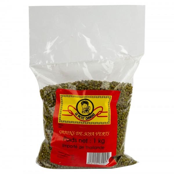 Le Petit Chinois Grains De Soja Verts 1Kg