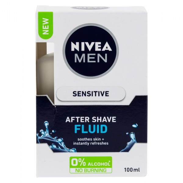 Nivea After Shave Balsam - 100Ml