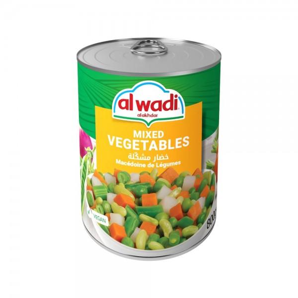 Al Wadi Al Akhdar Mixed Vegetables