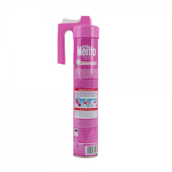 Merito Spray Starch Fresh Scent 500ml
