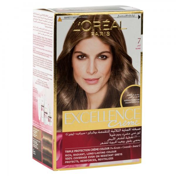 L'OREAL Paris Excellence Coloration Blond 7 1Pc