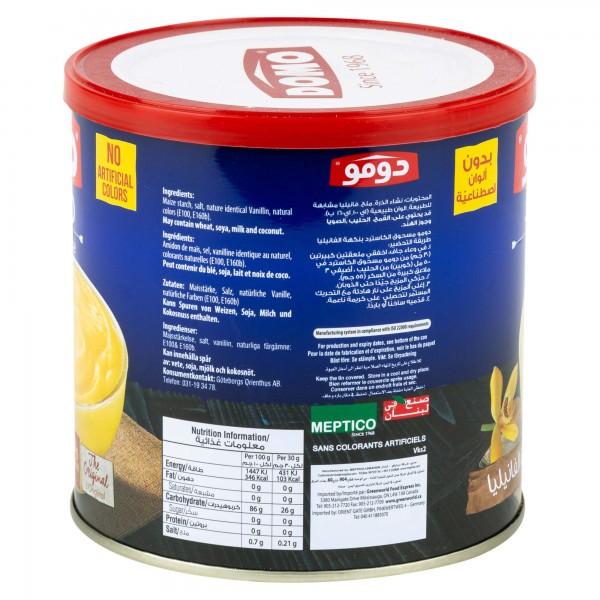 Domo Custard Powder Vanilla 300G