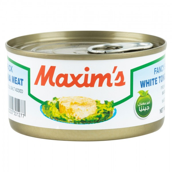 Maxim's White Tongol Tuna Meat in Vegetable Oil Canned 200G