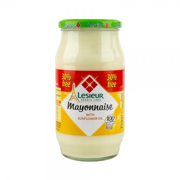 Lesieur Mayonnaise Lesieur -30 Pcut - 710G