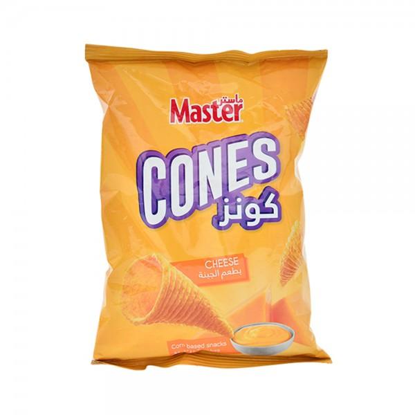 Master Cones Pellets Crisps 44g
