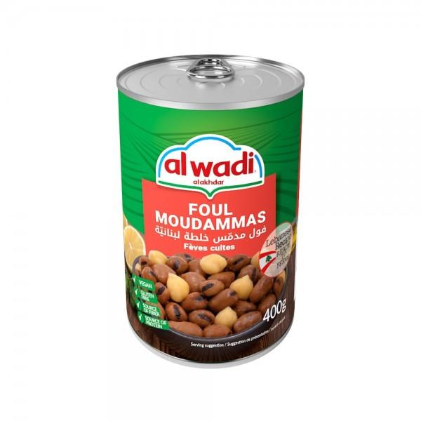 Al Wadi Al Akhdar Foul Moudammas Lebanese Recipe