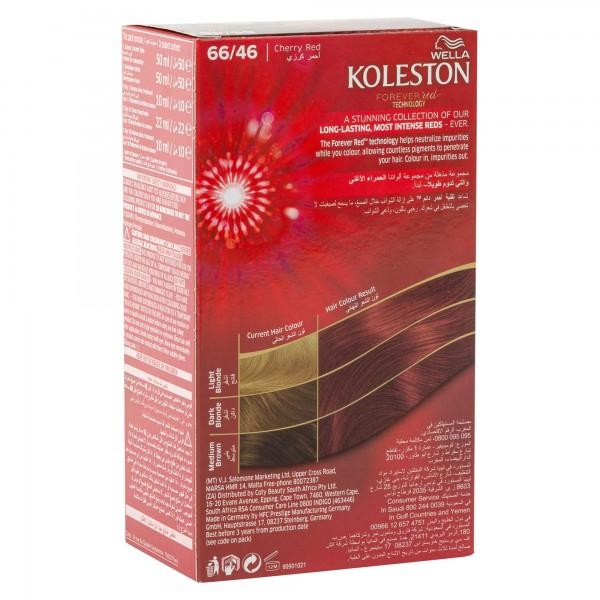 Wella Koleston Perect Vibrant Reds 66/46 Intense Red Violet Blonde 120ml