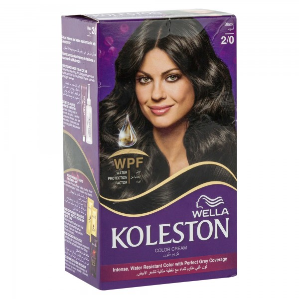 Wella Koleston Black 2/0 120ml