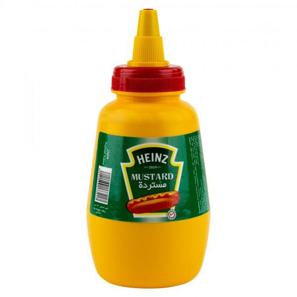 Heinz Mustard Squeeze 240G