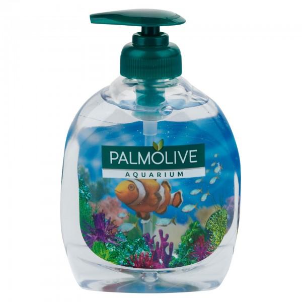 Palmolive Liquid Hand Soap Pump Aquarium Liquid Hand Wash 300mL