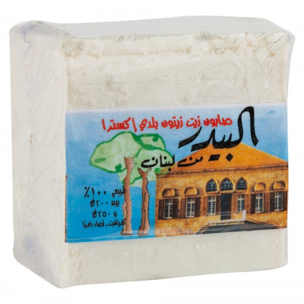 Al Baydar Baladi Soap Bar 250G