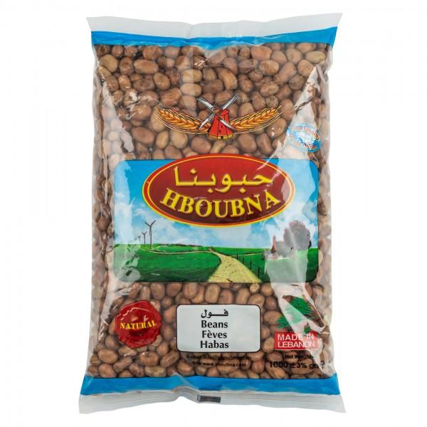 Hboubna Fava Beans 1Kg