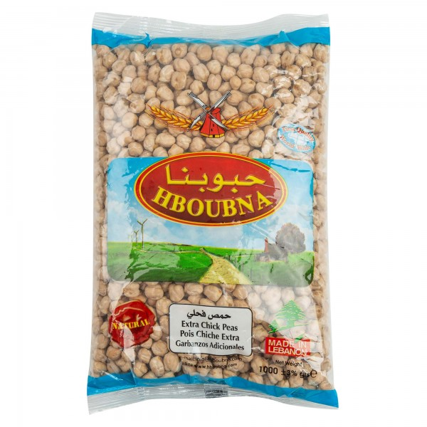 Hboubna Extra Chickpeas 1000G