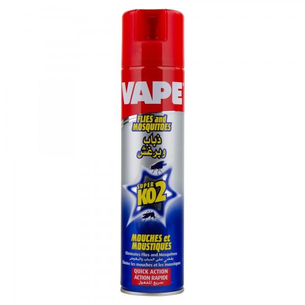Vape Flies And Mosquitoes Super KO2 400ml