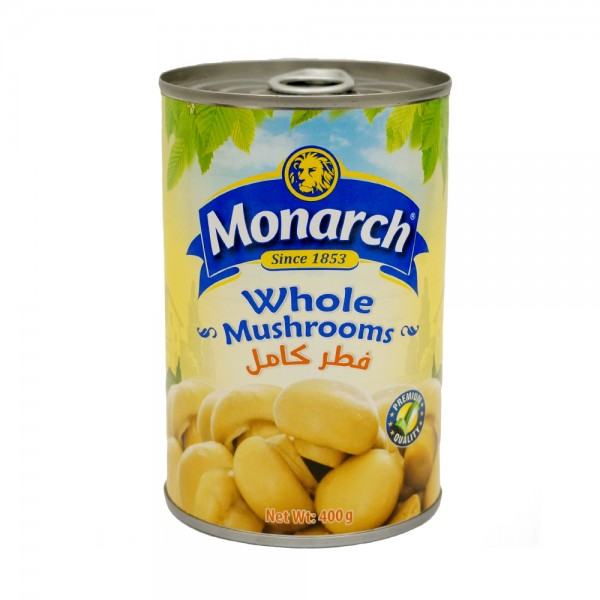 Monarch Whole Mushrooms